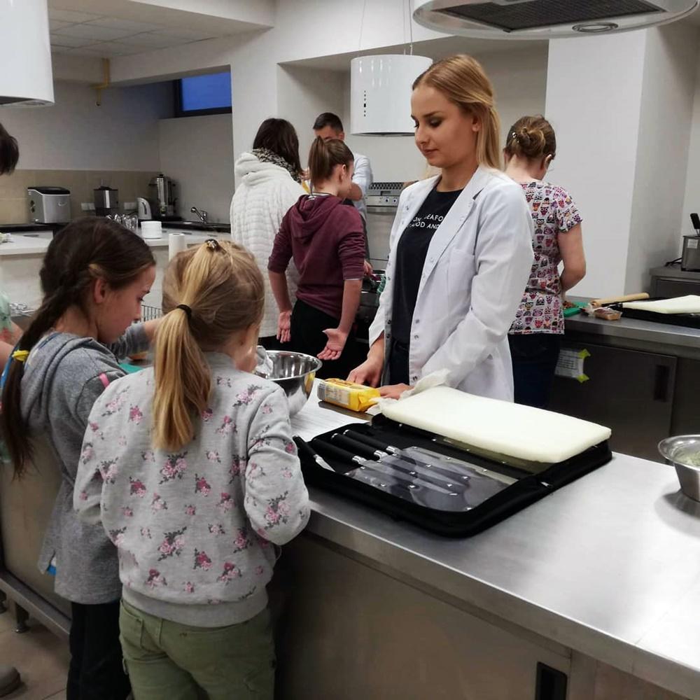 Edukacja żywieniowa dzieci